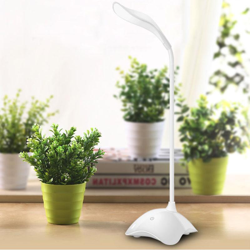 护眼台灯 LED触控台灯自动感应调节光亮度LED台灯RD-833406