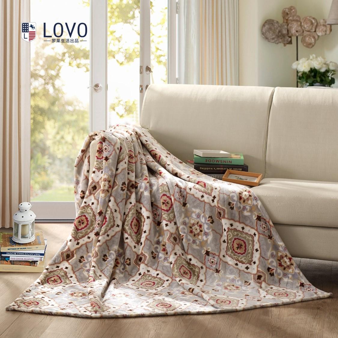 罗莱 加州风情毯 VBC1502-8